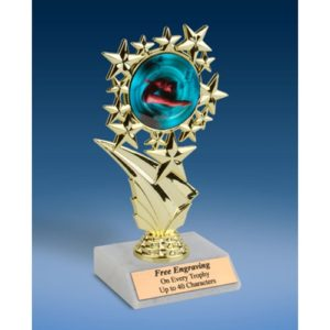 Diving (Female) Sports Starz Trophy 6""