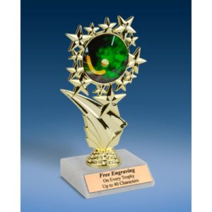 Field Hockey Sports Starz Trophy 6""