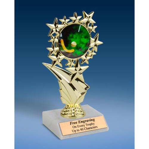 """Field Hockey Sports Starz Trophy 6"""""""