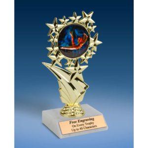 """Gymnastics (Female) Sports Starz Trophy 6"""""""