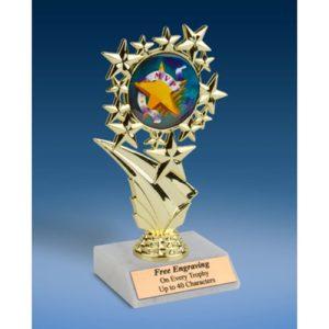 """MVP Sports Starz Trophy 6"""""""