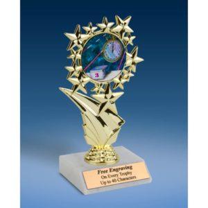 """Swimming Sports Starz Trophy 6"""""""