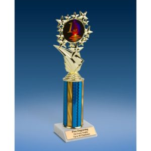 1st Place Sports Starz Trophy 10""