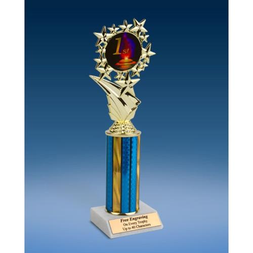 "1st Place Sports Starz Trophy 10"""