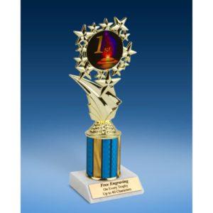 "1st Place Sport Starz Trophy 8"""