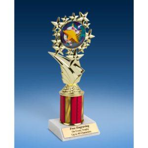 """10K Sport Starz Trophy 8"""""""