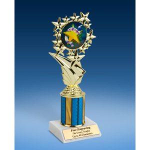"""All Star Sport Starz Trophy 8"""""""
