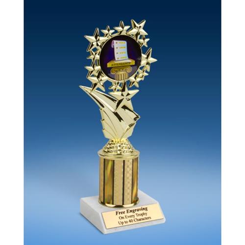 """Attendance Sport Starz Trophy 8"""""""