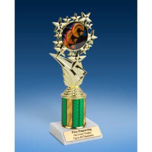 """Body Building Sport Starz Trophy 8"""""""