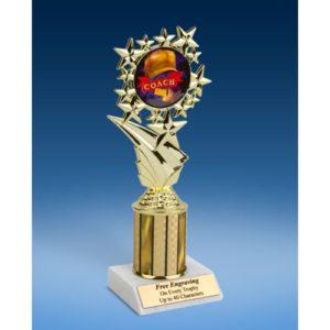 """Coach Sport Starz Trophy 8"""""""