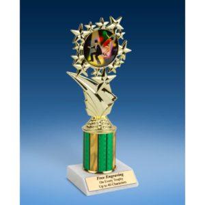 "Dance 1 Sport Starz Trophy 8"""