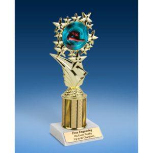 "Diving (F) Sport Starz Trophy 8"""