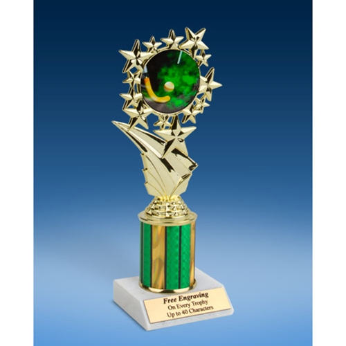 Field Hockey Sport Starz Trophy 8""