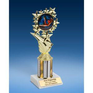 """Gymnastics (F) Sport Starz Trophy 8"""""""