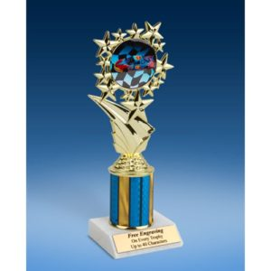 Racing Sport Starz Trophy 8""