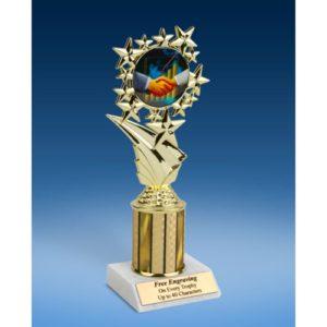 "Sales Sport Starz Trophy 8"""