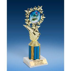 "Snowmobile Sport Starz Trophy 8"""