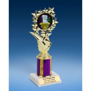 """Spelling Sport Starz Trophy 8"""""""