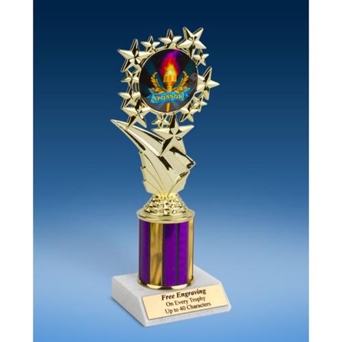"""Sponsor Sport Starz Trophy 8"""""""