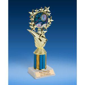 "Swimming Sport Starz Trophy 8"""