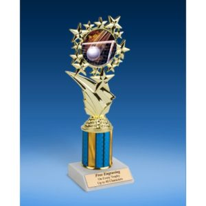Volleyball Sport Starz Trophy 8""