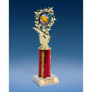 """10K Sports Starz Trophy 10"""""""