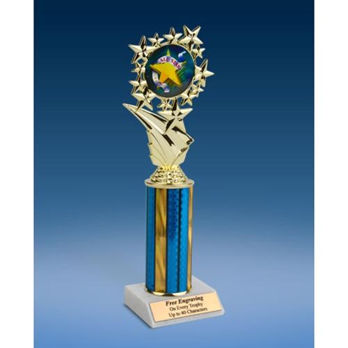 """All Star Sports Starz Trophy 10"""""""