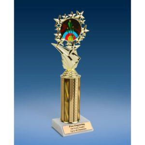 """Archery Sports Starz Trophy 10"""""""