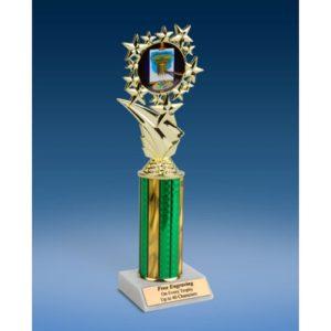 "Art Sports Starz Trophy 10"""