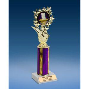 """Attendance Sports Starz Trophy 10"""""""