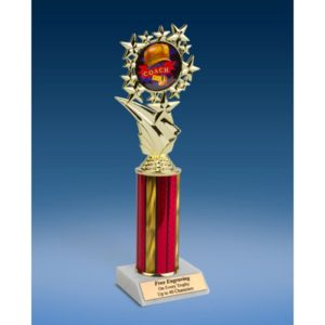 Coach Sports Starz Trophy 10""