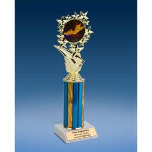 """Track Sports Starz Trophy 10"""""""