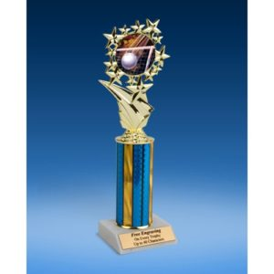 Volleyball Sports Starz Trophy 10""