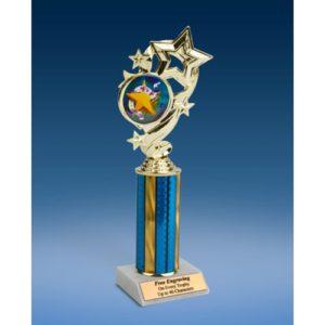 "MVP Star Ribbon Trophy 10"""