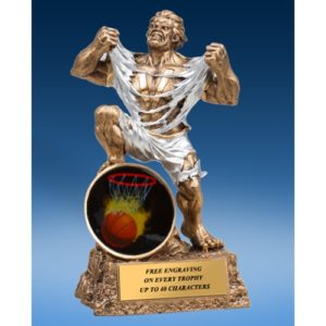 Basketball 1 Monster Resin