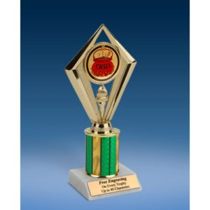 Chili Sport Diamond Trophy 8""