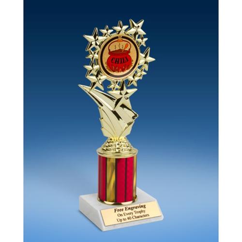 """Chili Sport Starz Trophy 8"""""""