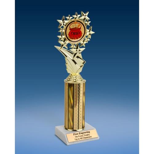 """Chili Sports Starz Trophy 10"""""""