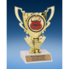 Chili Victory Cup Mylar Holder Trophy