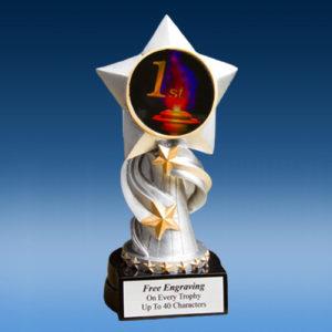 1st Place Encore Resin Award