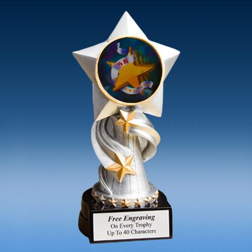 5K Encore Resin Award