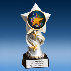 All Star Encore Resin Award