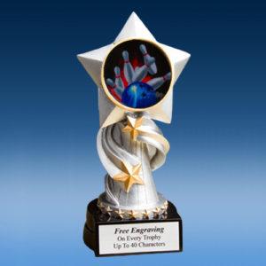 Bowling 1 Encore Resin Award
