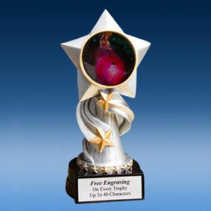 Bowling 2 Encore Resin Award