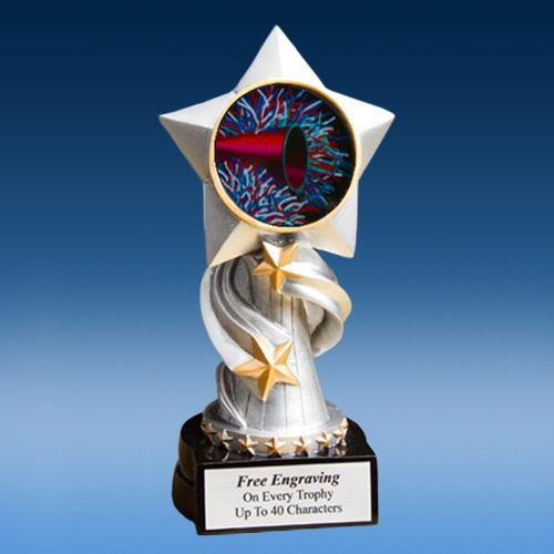 Cheerleading 1 Encore Resin Award