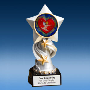 Cupid Encore Resin Award