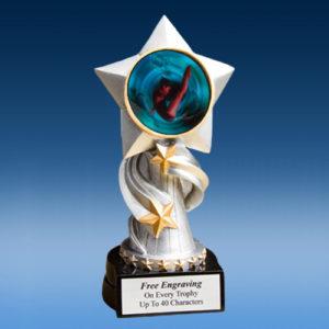Diving Female Encore Resin Award