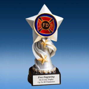 Fire Department Encore Resin Award