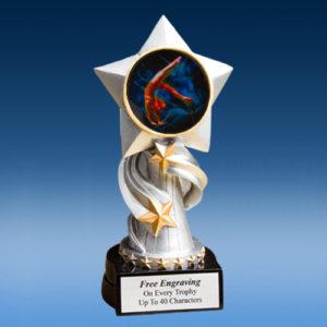 Gymnastics Female Encore Resin Award