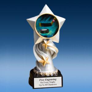 Hockey Encore Resin Award